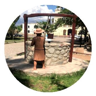Salta (San Carlos) – Comunidad Rural Diaguita