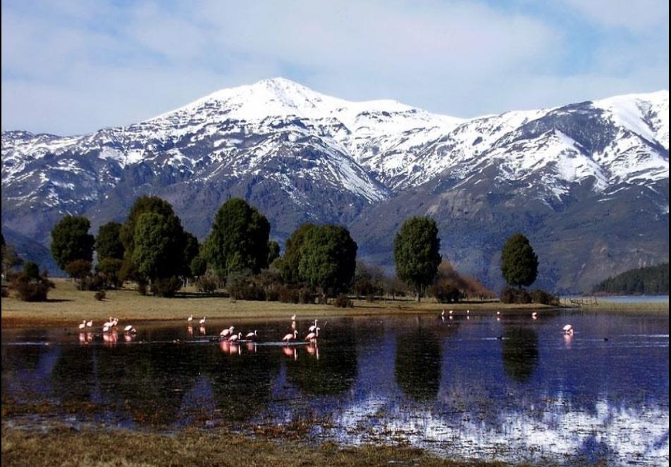 Lago esquel
